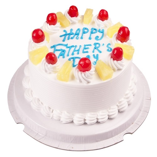 Fathers Day Special Pineapple Cake