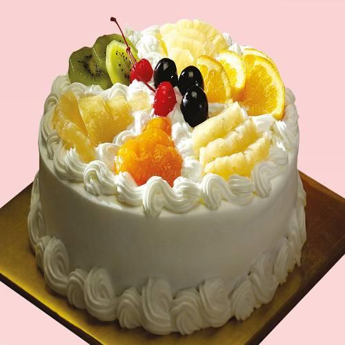 Rich Fresh Fruit Cake