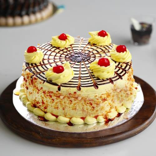 Yummy Special Butter Scotch Cake