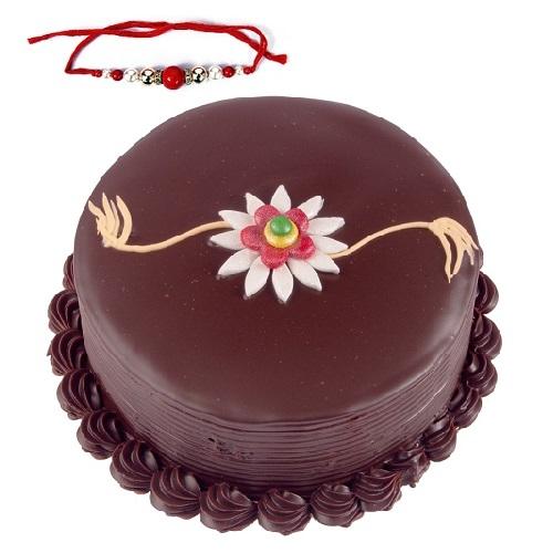 Chocolate Cake Raksha Bandhan Special