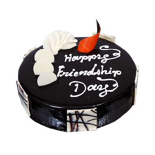 Delicious Chocolate Truffle Cake Friendship Day Special