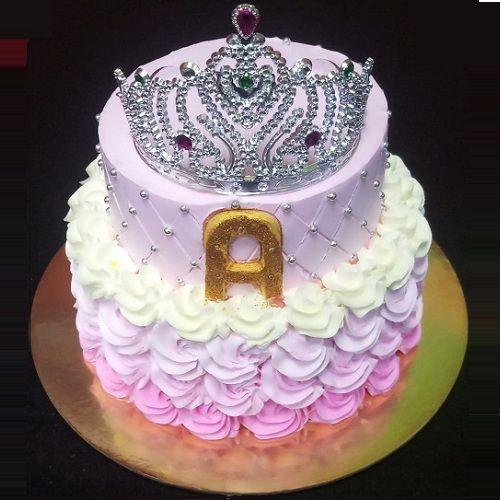 Princess Rose Cake
