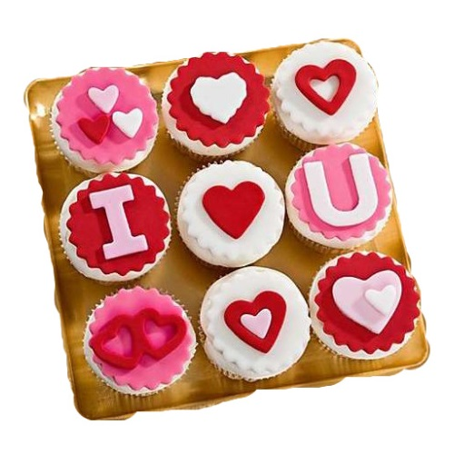 I love you Cup Cake