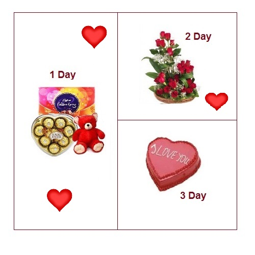 Love Special 3 Days Gift