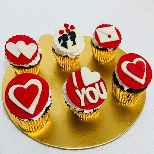 Valentine Special Cupcake
