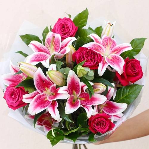Beautiful Mixed Arrangement Bouquet