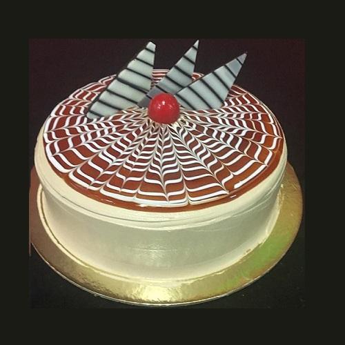 Mocha Orange Cake