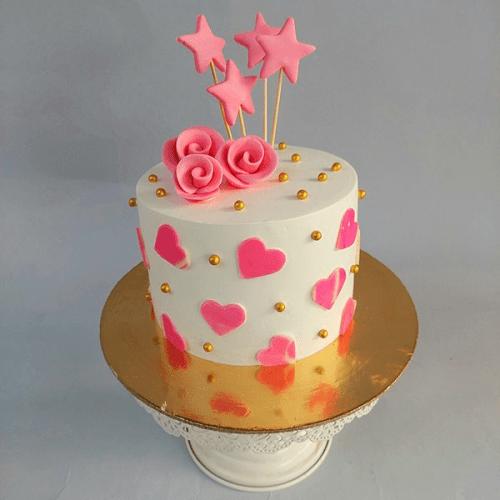 Designer-Chocolate-Truffle-Cake