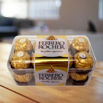 Ferrero Rocher Chocolate 16 Pcs
