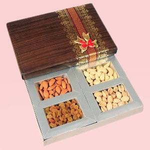 Mouth Watering Dry Fruits Packing Box