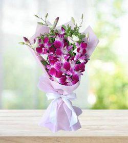 Premium Orchids Bouquet